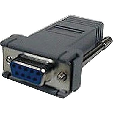 Avocent® ADB0200 Serial RS-232 RJ-45 (Cyclades) to DB-9F, Straight-thru Adapter