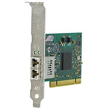 Allied Telesis™ AT-2916SX/SC-901 Fiber Adapter Card, 1 x SC