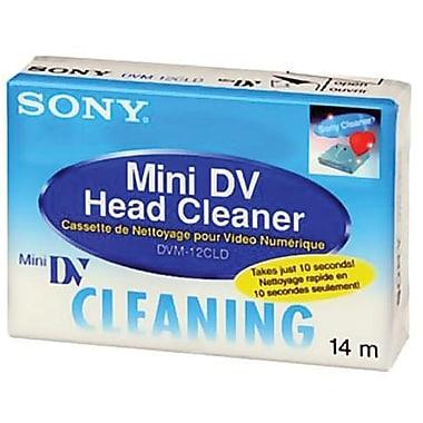 Sony® DVM12CLD MiniDV Cleaning Cassette