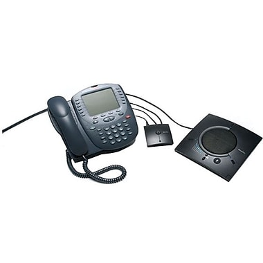 ClearOne 150 910-156-220 Chat Cordless VOIP Phone, Black