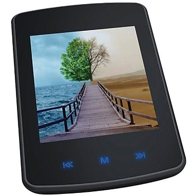 GPX® MT852B 4GB Portable Media Player
