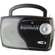 WeatherX WR282 AM/FM/Weatherband Radio