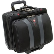 SwissGear® GA-7011-14F00 Granada Rolling Case For 17 Notebooks