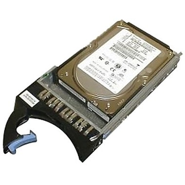 IBM® IMSourcing 73.4 GB SAS (3 Gb/s) 15000 RPM 2 1/2in. Internal Hard Drive (43X0837)