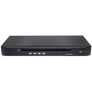 Avocent® SwitchView™ 4SV1000BND1-001 Analog KVM Switch, 4 Ports