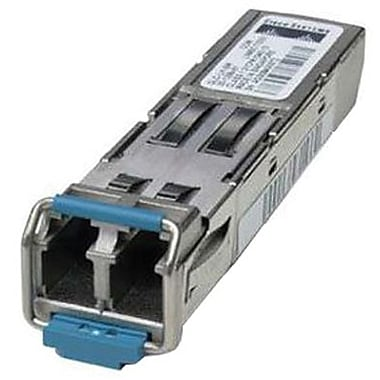 Cisco™ GLC-LX-SM-RGD 1000 Mbps SFP Single Mode SFP (Mini-GBIC) Transceiver Module