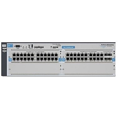 HP® ProCurve Ethernet Switch, 44 Ports (4204vl-48GS)