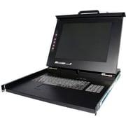StarTech.com® RACKCONS1501 Rack Mount LCD Console