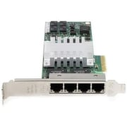 HP® 435508-B21 Gigabit Server Adapter, 4 x RJ-45