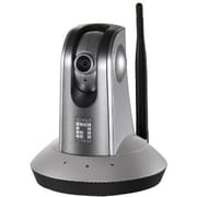 CP TECHNOLOGIES WCS-2060 Wireless Network Camera, Silver