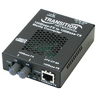 Transition Networks® J/FE-CF-04(SC) Just Convert It Media Converter