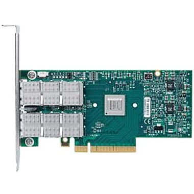 Mellanox® MCX353A-QCBT Gigabit Ethernet Adapter, 1 x QSFP