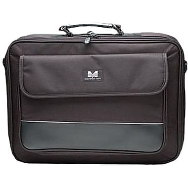 Manhattan™ 421560 Empire Notebook Computer Briefcase For 17in. Notebook