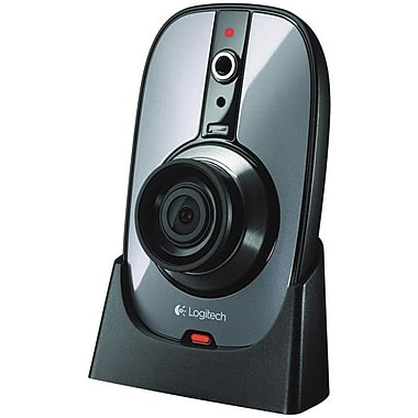 Logitech® 750n Indoor Alert 750n Master System With Night Vision