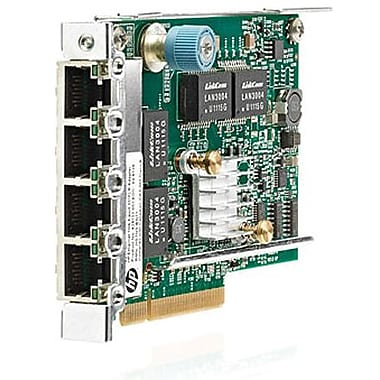 HP® 629135-B21 Ethernet Adapter, 4 x RJ-45