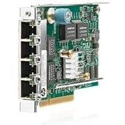 HP® 629135-B21 Ethernet Adapter, 4 x RJ-45