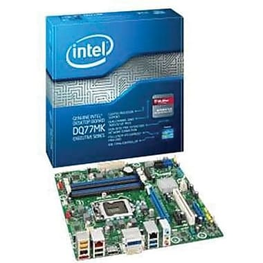Intel  BLKDQ77MK 32GB Desktop Motherboard With Q77 Express Chipset