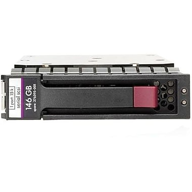 HP® IMSourcing 146 GB SAS 15000 RPM 3 1/2in. Internal Hard Drive (AJ735A)