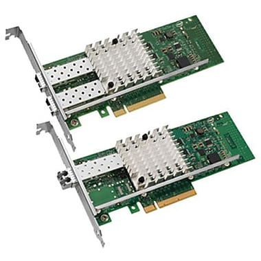 intel® E10G42BTDA-KIT Converged Network Adapter, 2 x SFP