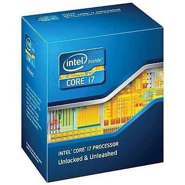 Intel  BX80623172600K-KIT i7-2600K 3.4 GHz Processor