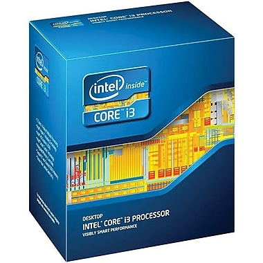 Intel  BX80637I33220 Dual-Core i3-3220 3.3 GHz Processor