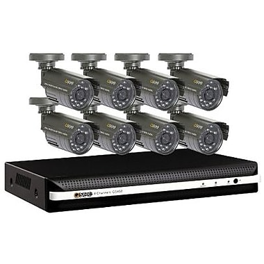 Q-See QS458-811-5 8 Channel H.264 Level Digital Video Recorder