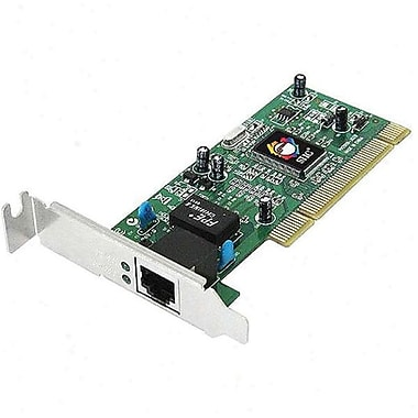 Siig® CN-GP1011-S3 Gigabit Interface Card, 1 x RJ-45