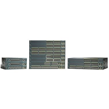 Cisco® Catalyst® WS-C2960-24LT-L Catalyst Ethernet Switch, 26 Ports