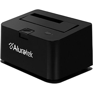 Aluratek   AHDDU100F External Hard Drive Docking Enclosure