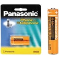 Panasonic® HHR-4DPA/2B Nickel Metal Hydride Cordless Phone Battery For Telephones