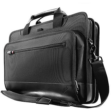 Lenovo 43R2478 ThinkPad Deluxe Expander Carrying Case For 15.4in. Notebooks, Black