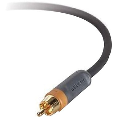 Belkin® AV20500 Subwoofer Audio Cable, 15'