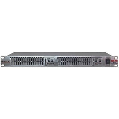 Nady GEQ-215 2-Channel Graphic Equalizer, 5 Ports