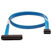 HP® External Mini SAS to SCSI Cable, 3.28'(L) (407337-B21)