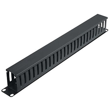 Tripp Lite® SRCABLEDUCT SMARTRACK™ Series 1U Horizontal Cable Manager, 19in.