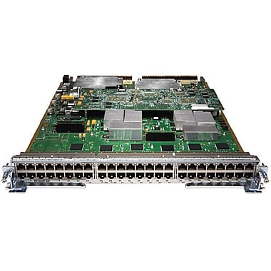 Juniper® Gigabit Ethernet Line Card (EX8200-48T)