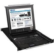 "Tripp Lite B020-016-17-IP NetDirector Console KVM Switch With 17"" LCD, 16 Ports"