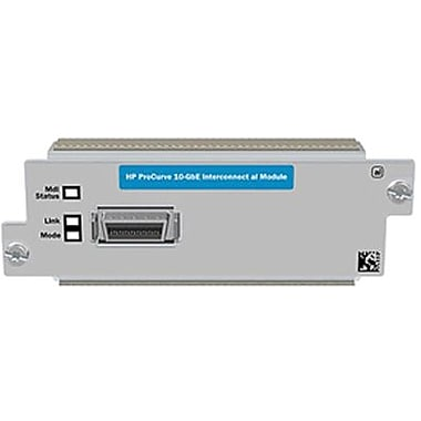 HP® J9165A 10 GBE ProCurve Interconnect Module For HP ProCurve 2910al-24G Switch, 2910al-48G Switch