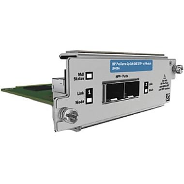 HP® J9008A ProCurve 2 Port SFP AL Expansion Module For HP ProCurve Switch 2910al Series