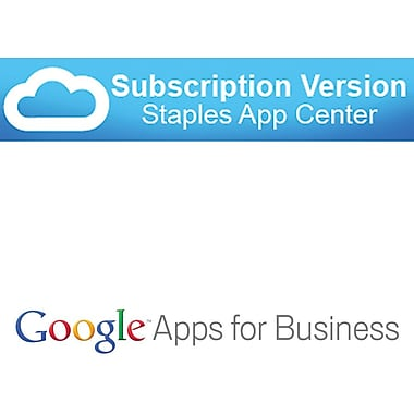 Google Apps for Business 1yr Subscription