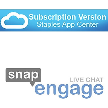 SnapEngage live chat for your website (cloud software)