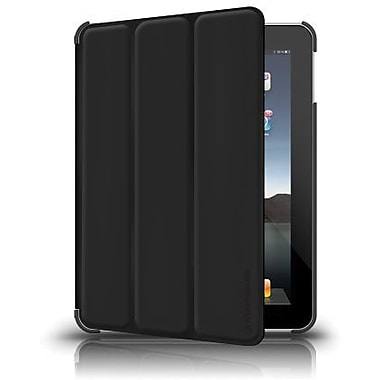 MarWare® 602956008569 MicroShell Folio Slim Case For Apple iPad 2, Black