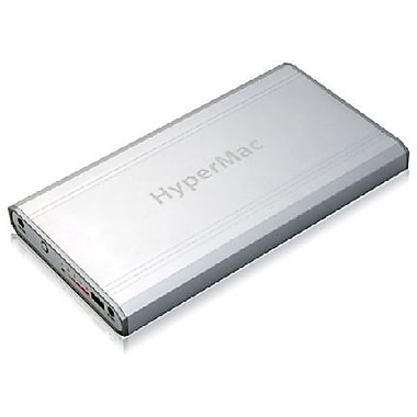 HyperJuice™ MBP-150 External Battery For Apple iPad, iPad 2, iPhone, Macbook, Silver