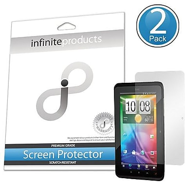 Infinite Products EVOVW Quasar Screen Protector For HTC EVO View 4G, Diamond
