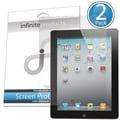 Infinite Products IPA2 DeflectorShield Screen Protector Film For iPad 2, Anti-Fingerprint, Clear