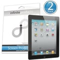 Infinite Products IPA2 Quasar Screen Protector For iPad 2 and new iPad 3rd Generation, Clear