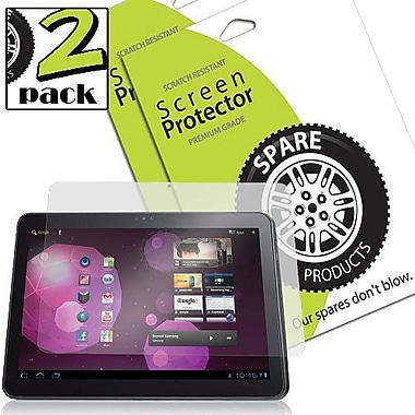 Spare Products SP00035 Screen Protector For Samsung Galaxy Tab 10.1, Clear