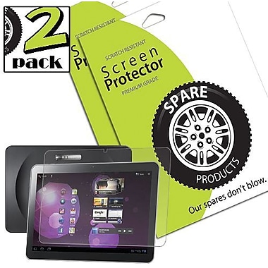 Spare Products SP00460 Screen Protector For Samsung Galaxy Tab 10.1v, Clear