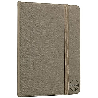 Ozaki® IC890H iCoat Versatile Horizontal Folio For Apple iPad 2, iPad 3rd Generation, Beige