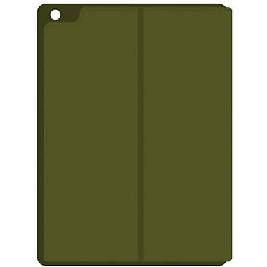 SwitchEasy™ SW-CANP3 Canvas Folio Case For Apple iPad 2, iPad 3rd Generation, Military Green